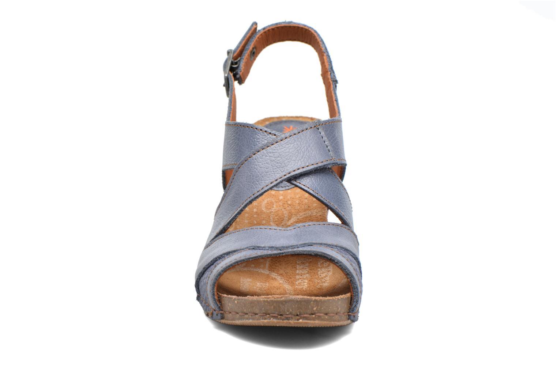 Sandales et nu-pieds Art I Feel 235 Bleu vue portées chaussures