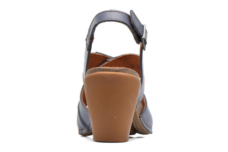 Sandales et nu-pieds Art I Feel 235 Bleu vue droite