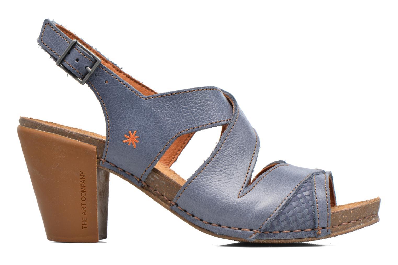 Sandales et nu-pieds Art I Feel 235 Bleu vue derrière