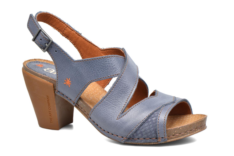 Sandales et nu-pieds Art I Feel 235 Bleu vue détail/paire