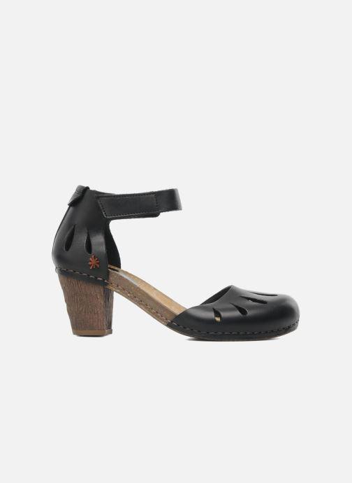 Sandales et nu-pieds Art I Meet 144 Noir vue derrière