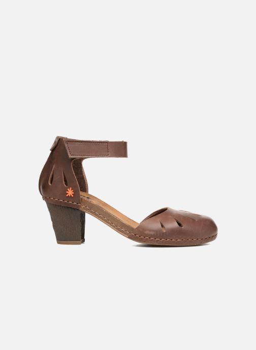 Sandales et nu-pieds Art I Meet 144 Marron vue derrière