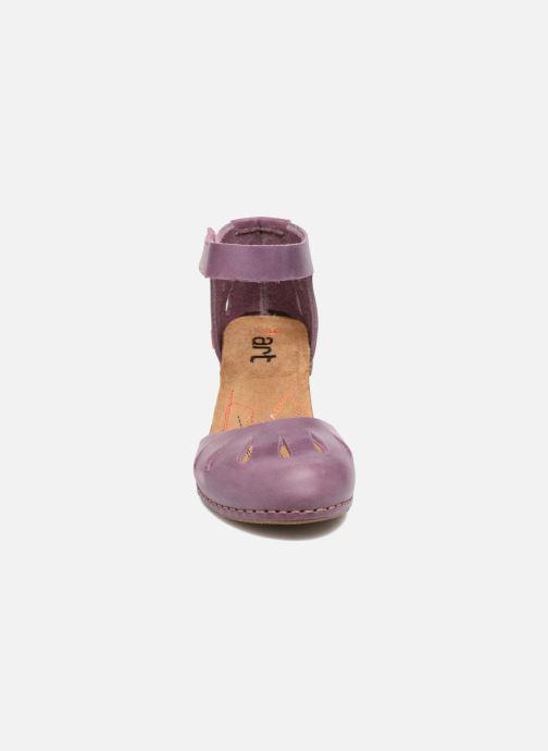 Nu pieds Meet Chez281590 I Et Art 144violetSandales 3cALq5Rj4