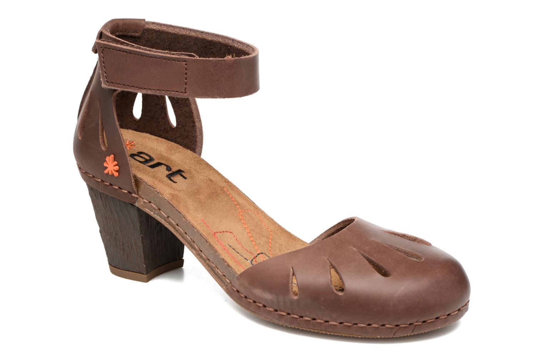 Sandales et nu-pieds Art I Meet 144 Marron vue détail/paire