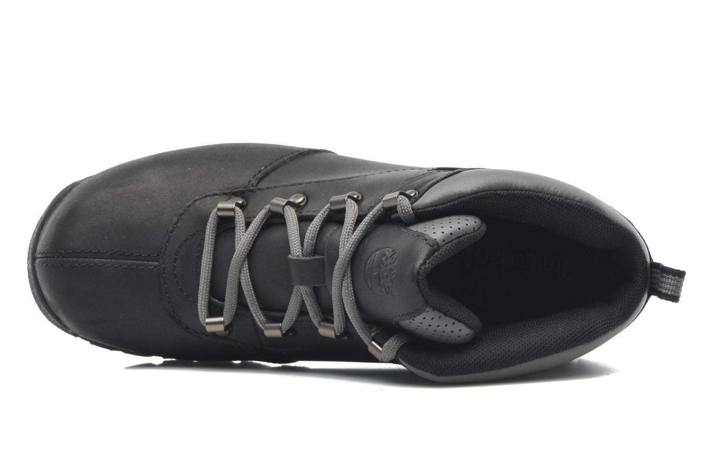Bottines et boots Timberland Splitrock 2 E Noir vue gauche