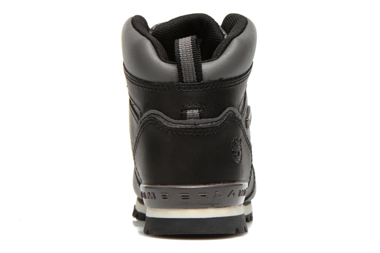 Stiefeletten & Boots Timberland Splitrock 2 E schwarz ansicht von rechts