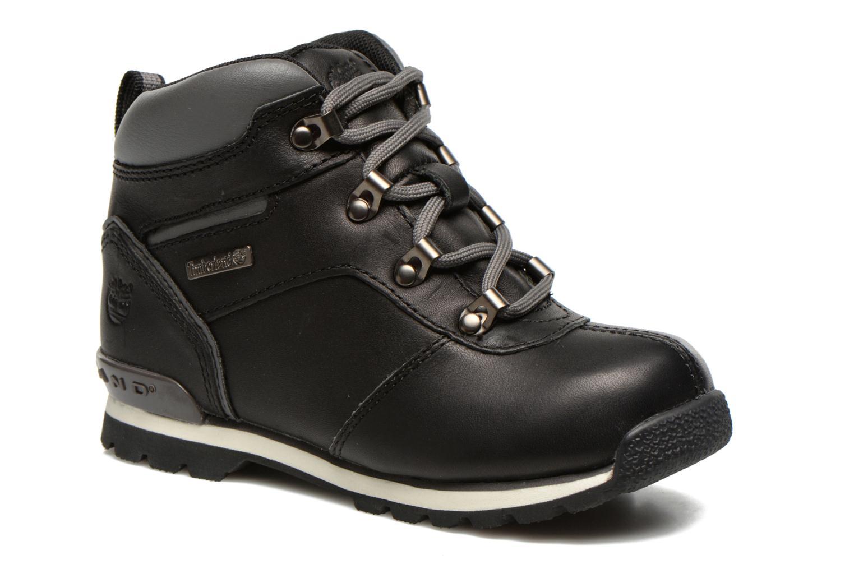Stiefeletten & Boots Timberland Splitrock 2 E schwarz detaillierte ansicht/modell