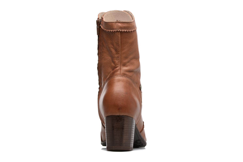 Bottines et boots Dkode Vylma Marron vue droite