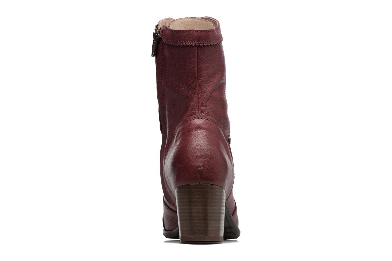 Bottines et boots Dkode Vylma Violet vue droite