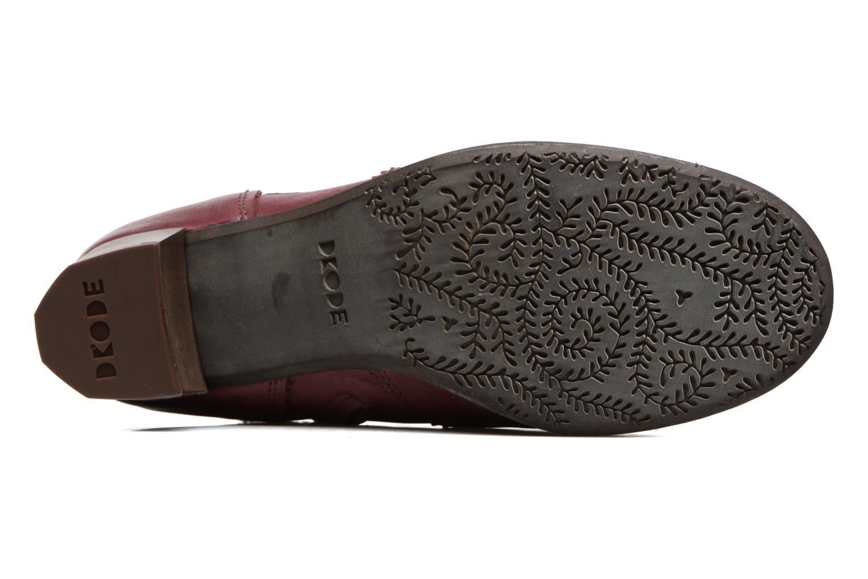 Bottines et boots Dkode Vylma Violet vue haut