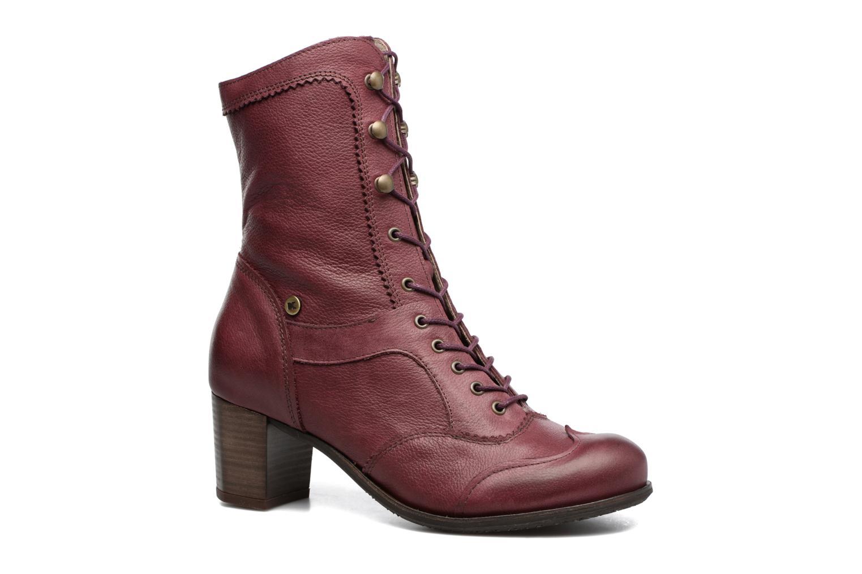 Bottines et boots Dkode Vylma Violet vue détail/paire