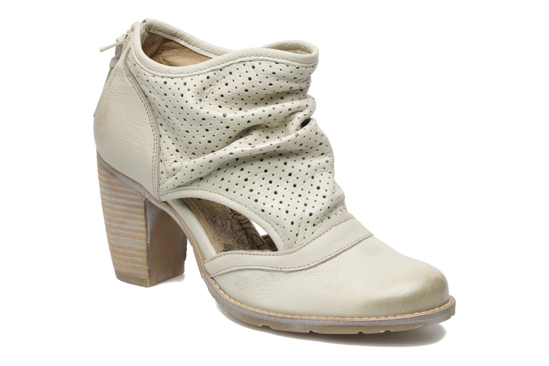 Bottines et boots Dkode Bahal Beige vue détail/paire