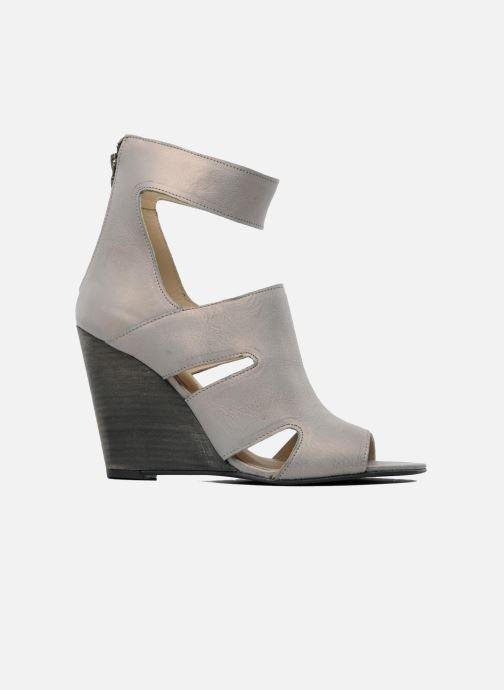 Sandales et nu-pieds Dkode Thetis Gris vue derrière
