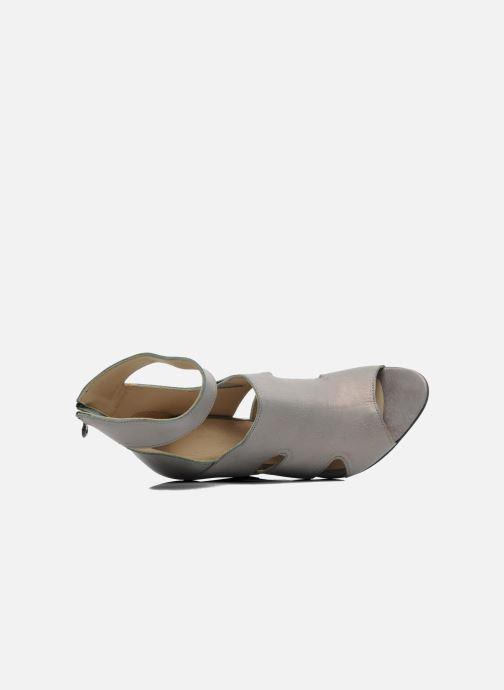 Sandales et nu-pieds Dkode Thetis Gris vue gauche