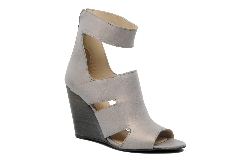 Sandales et nu-pieds Dkode Thetis Gris vue détail/paire