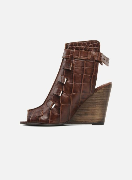 Sandals Dkode Thyone Brown front view