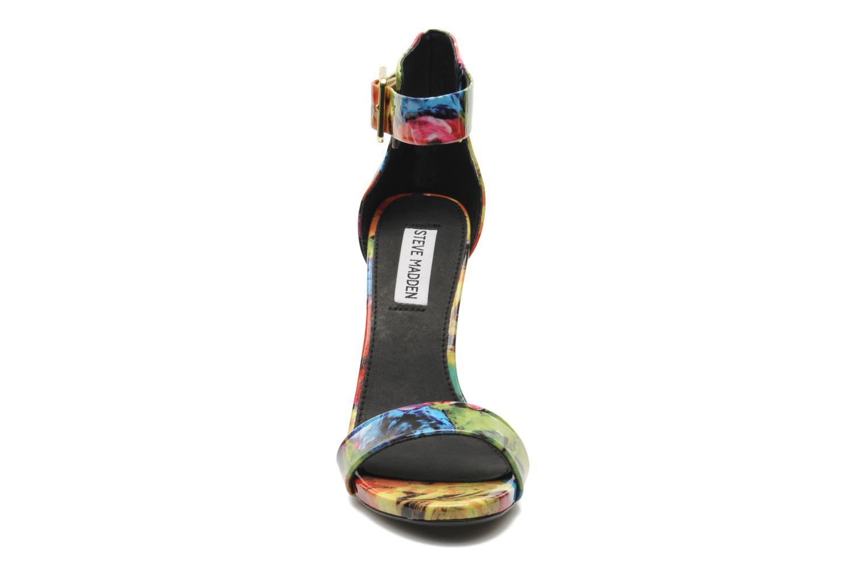 Sandales et nu-pieds Steve Madden Marlenee Multicolore vue portées chaussures