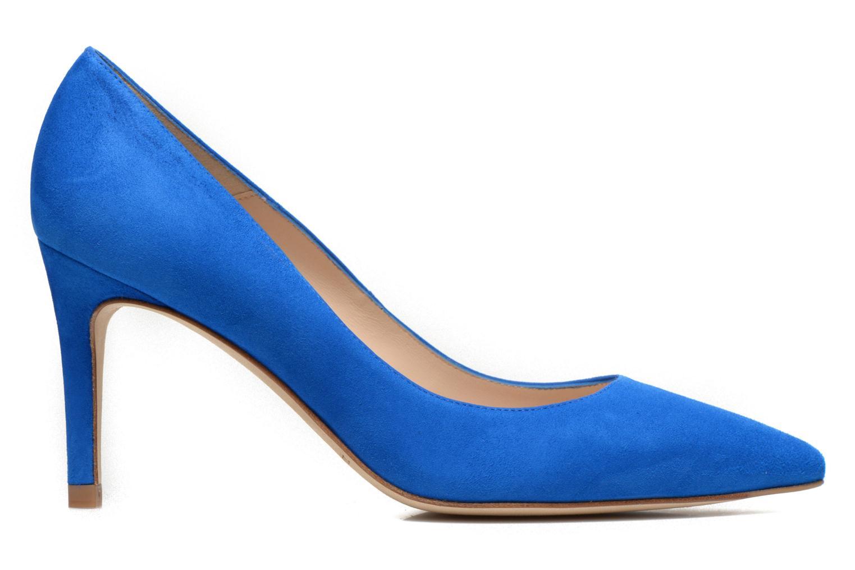 Escarpins L.K. Bennett Floret Bleu vue derrière