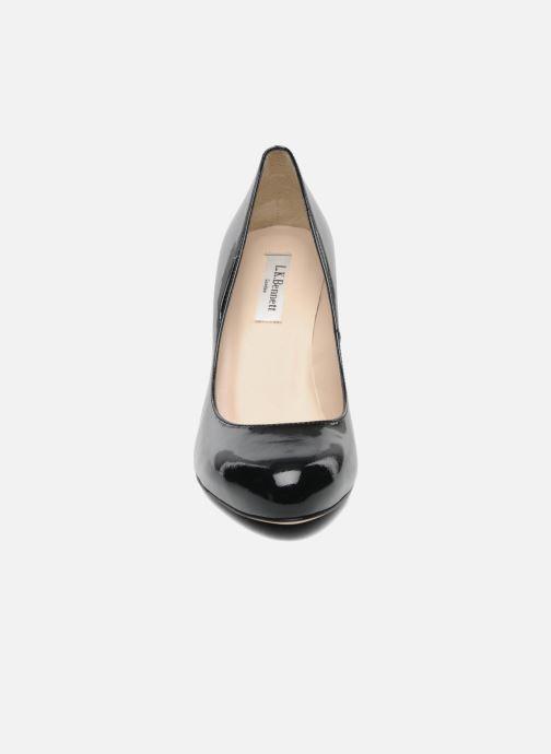 Escarpins L.K. Bennett Stila Noir vue portées chaussures