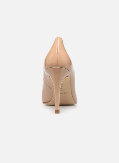 Zapatos de tacón L.K. Bennett Stila Beige vista lateral derecha