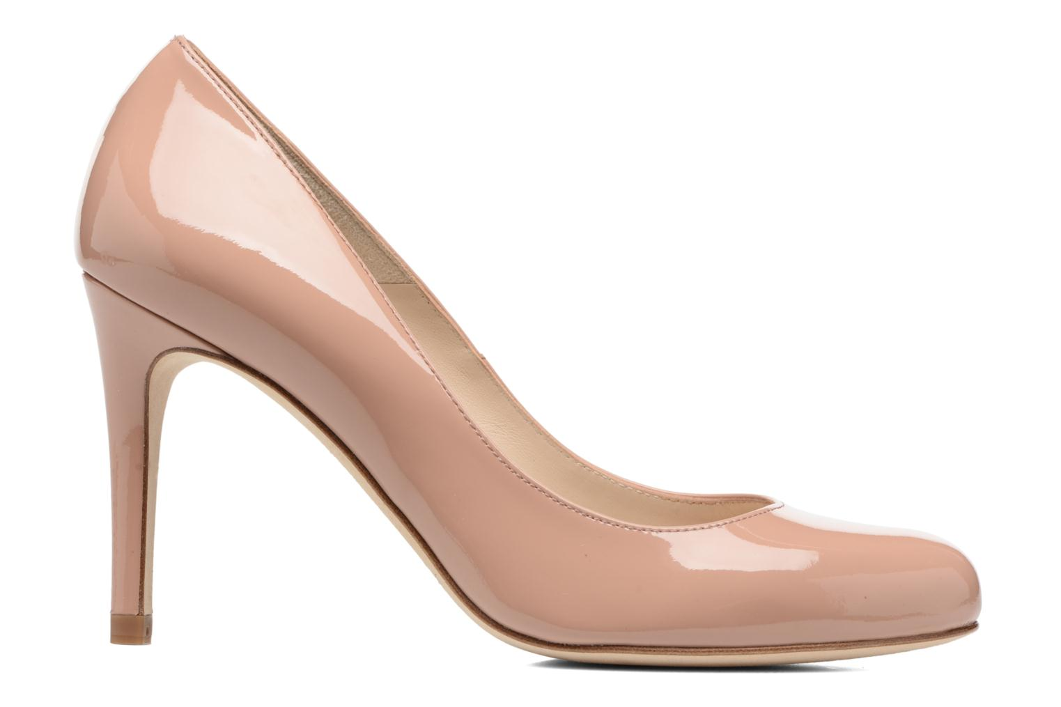 High heels L.K. Bennett Stila Beige back view