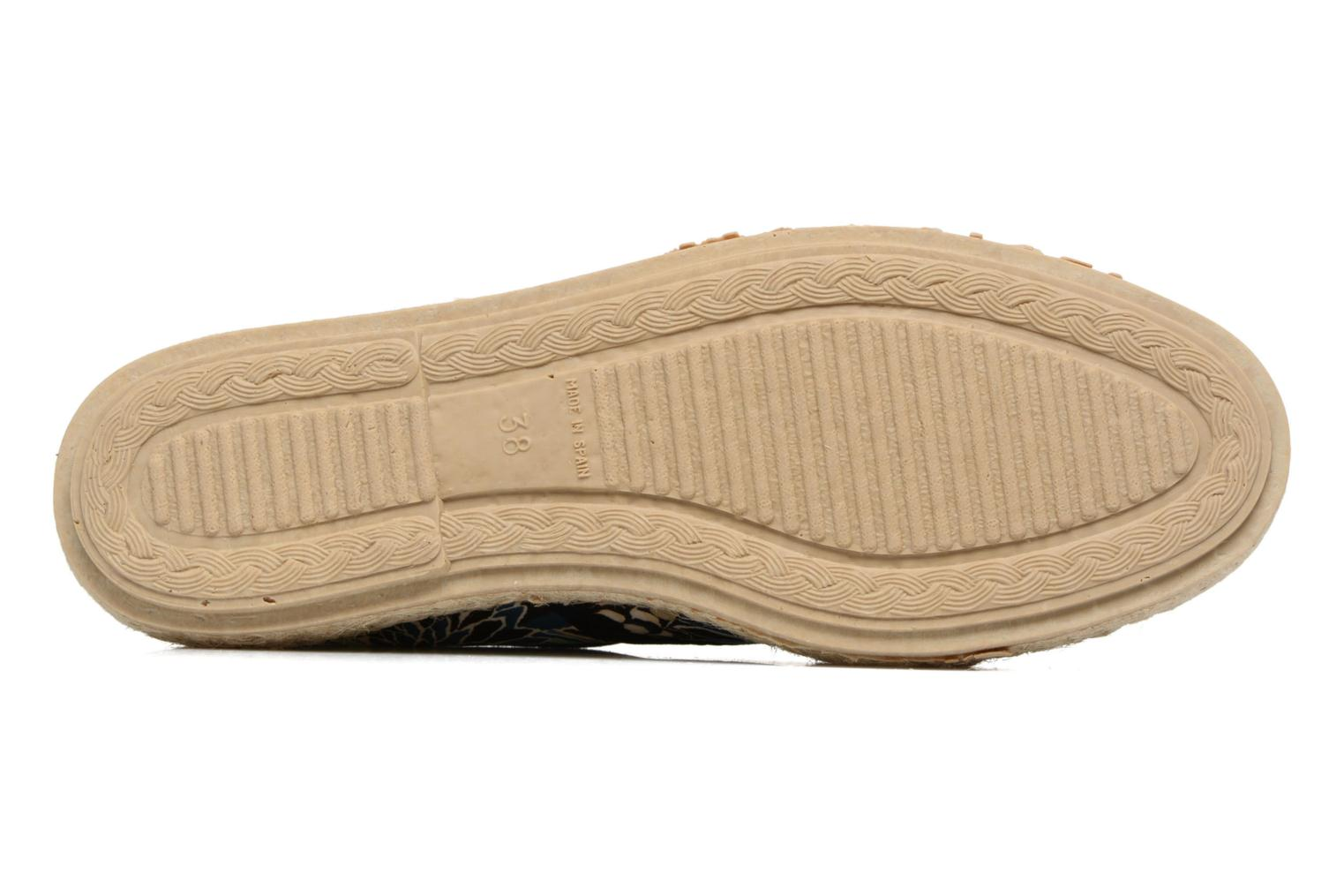 Espadrilles Pare Gabia Lotus Blue view from above