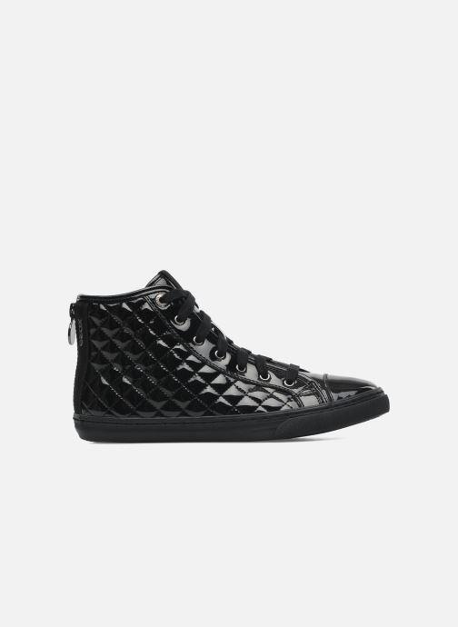 Sneakers Geox D NEW CLUB D D4458D Zwart achterkant