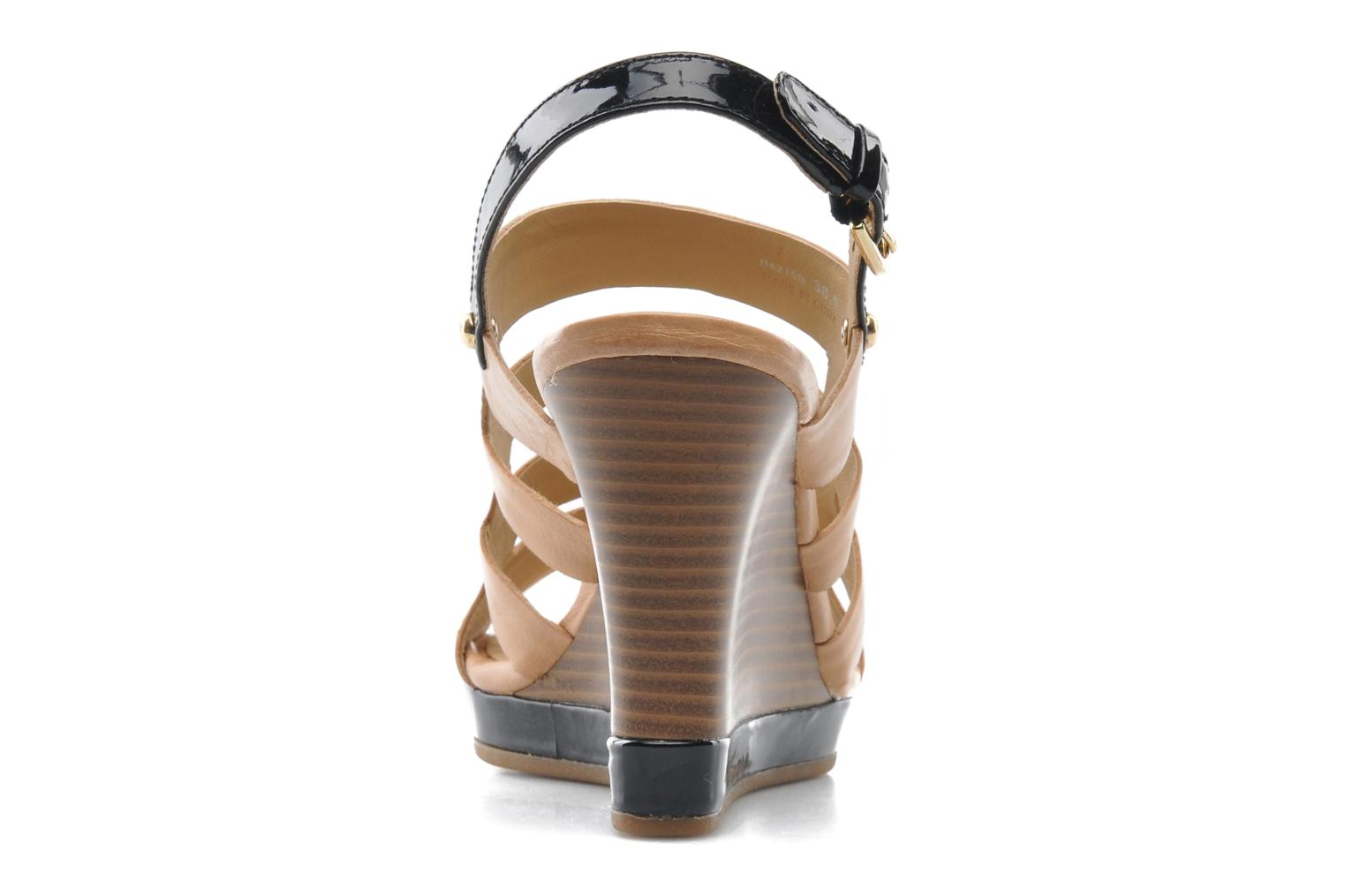 Sandals Geox D Sibilla S. B Beige view from the right
