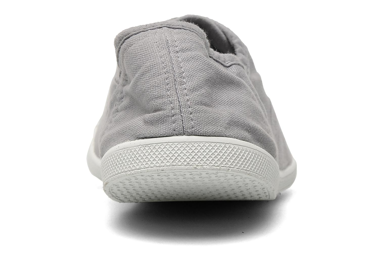Trainers Kaporal Vickana Grey view from the right