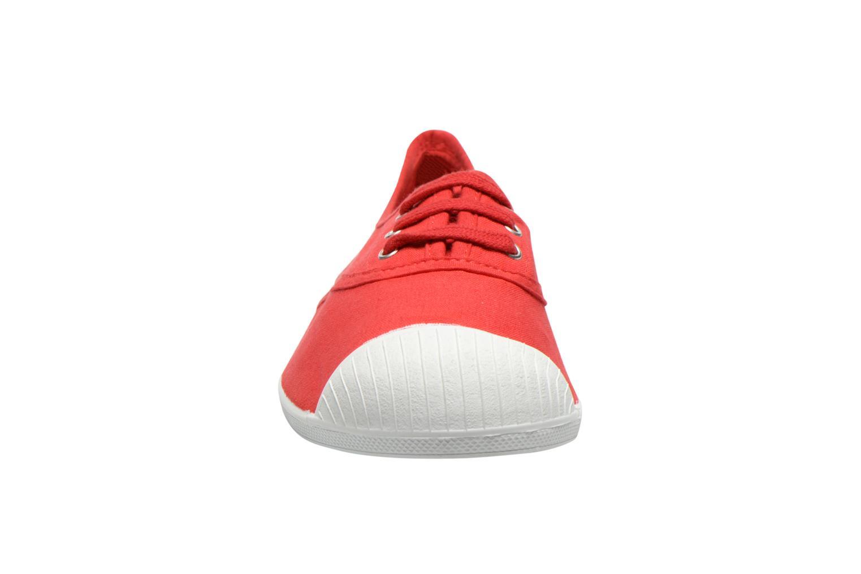 Baskets Kaporal Vickana Rouge vue portées chaussures