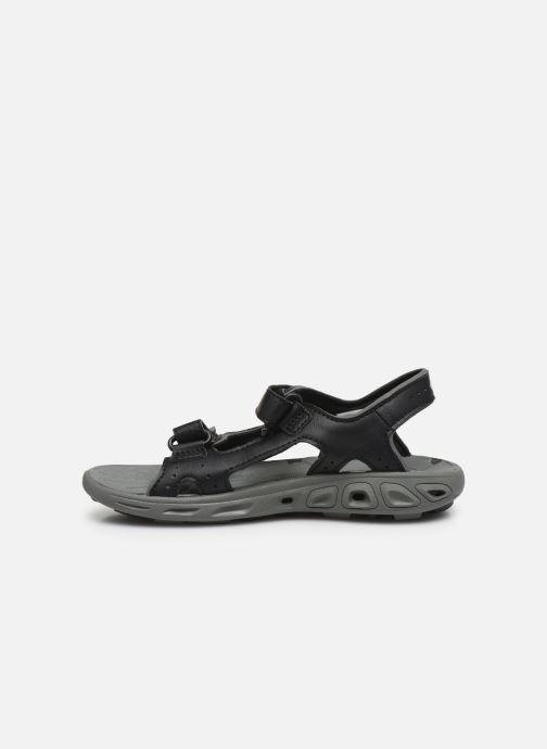 Chaussures de sport Columbia Youth Techsun Vent Noir vue face