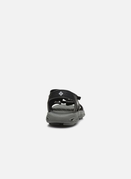 Chaussures de sport Columbia Youth Techsun Vent Noir vue droite