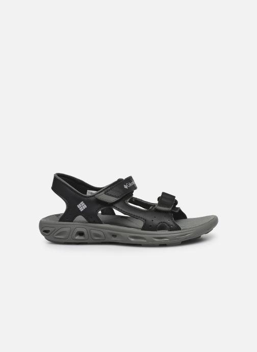 Chaussures de sport Columbia Youth Techsun Vent Noir vue derrière