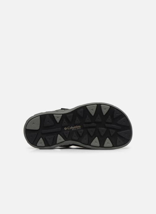 Chaussures de sport Columbia Youth Techsun Vent Noir vue haut