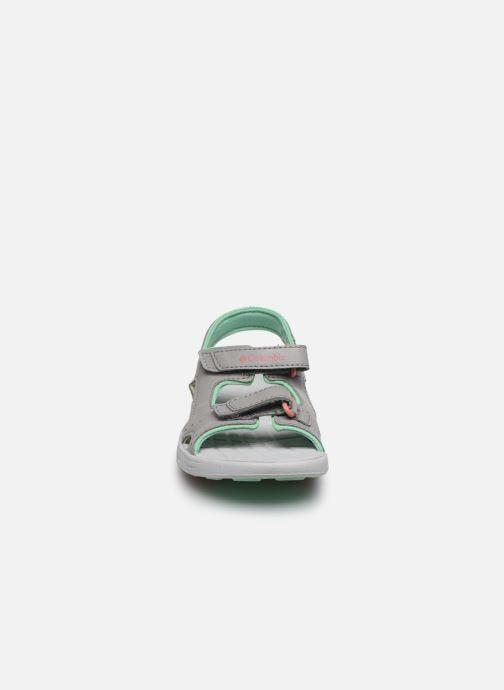 Zapatillas de deporte Columbia Youth Techsun Vent Gris vista del modelo
