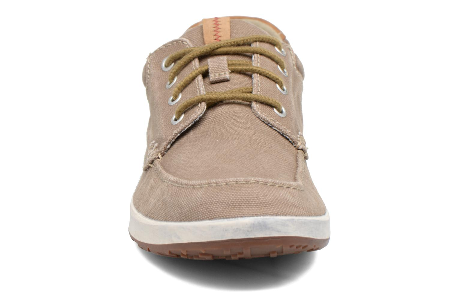 Sneakers Clarks Norwin Vibe Groen model