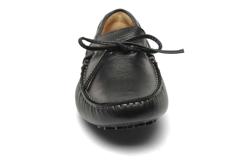 Mocassins Clarks Ramp Speed Noir vue portées chaussures