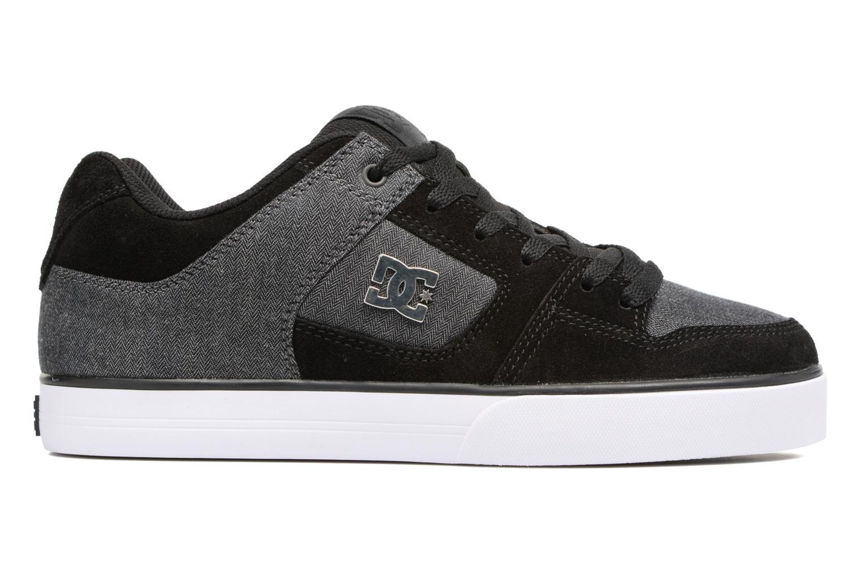 Trainers DC Shoes Pure SE Black back view