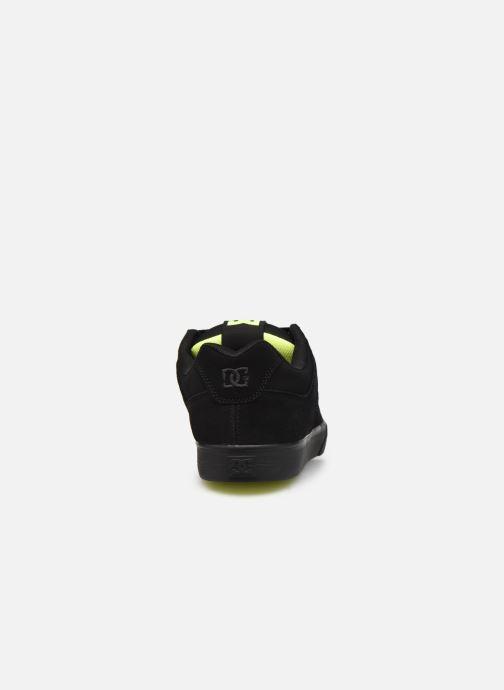 Sneaker DC Shoes Pure M schwarz ansicht von rechts