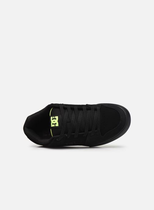 Sneaker DC Shoes Pure M schwarz ansicht von links