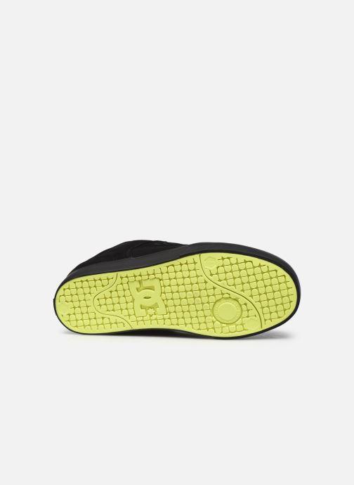 Sneaker DC Shoes Pure M schwarz ansicht von oben