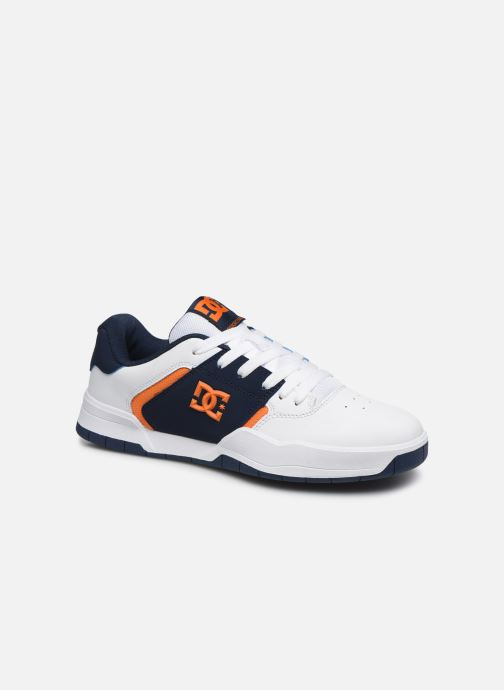 Chanclas DC Shoes Central Blanco vista de detalle / par