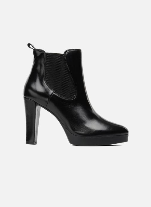 Ankle boots Georgia Rose Tabatière Black back view