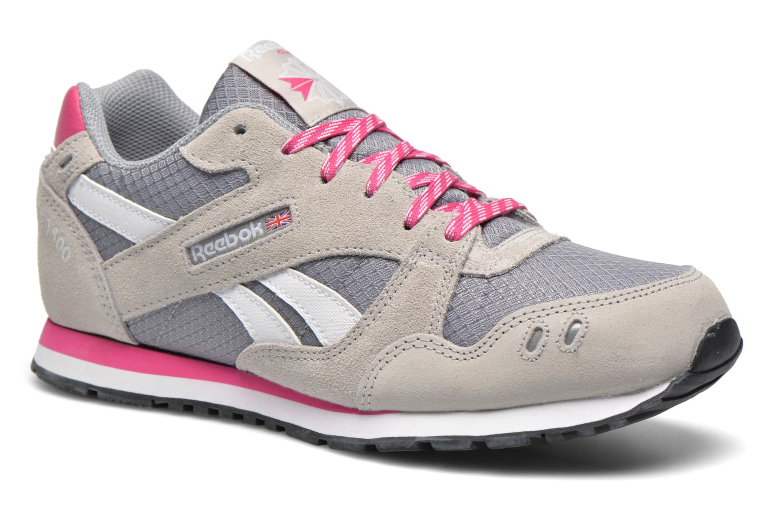 newest e7050 93e79 ... Trainers Reebok GL 1500 Grey detailed view Pair view ...