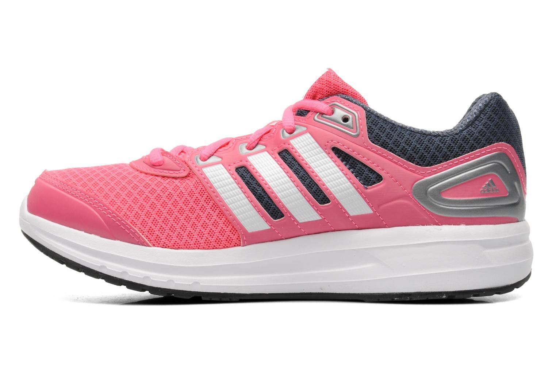 Sneakers Adidas Performance Duramo 6 K Roze voorkant