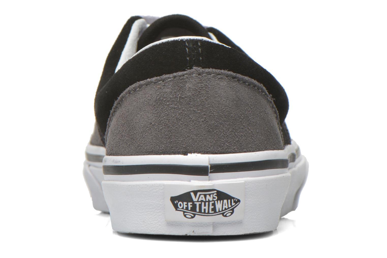 Baskets Vans Era E Noir vue droite