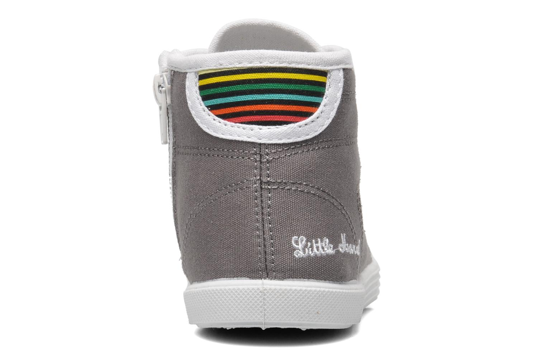 Sneakers Little Marcel SANLAS UP UNI J Grijs rechts