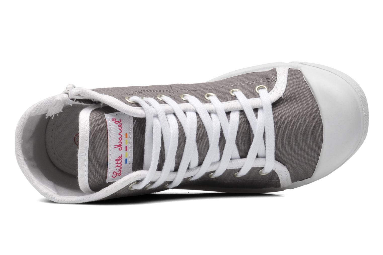 Sneakers Little Marcel SANLAS UP UNI J Grijs links