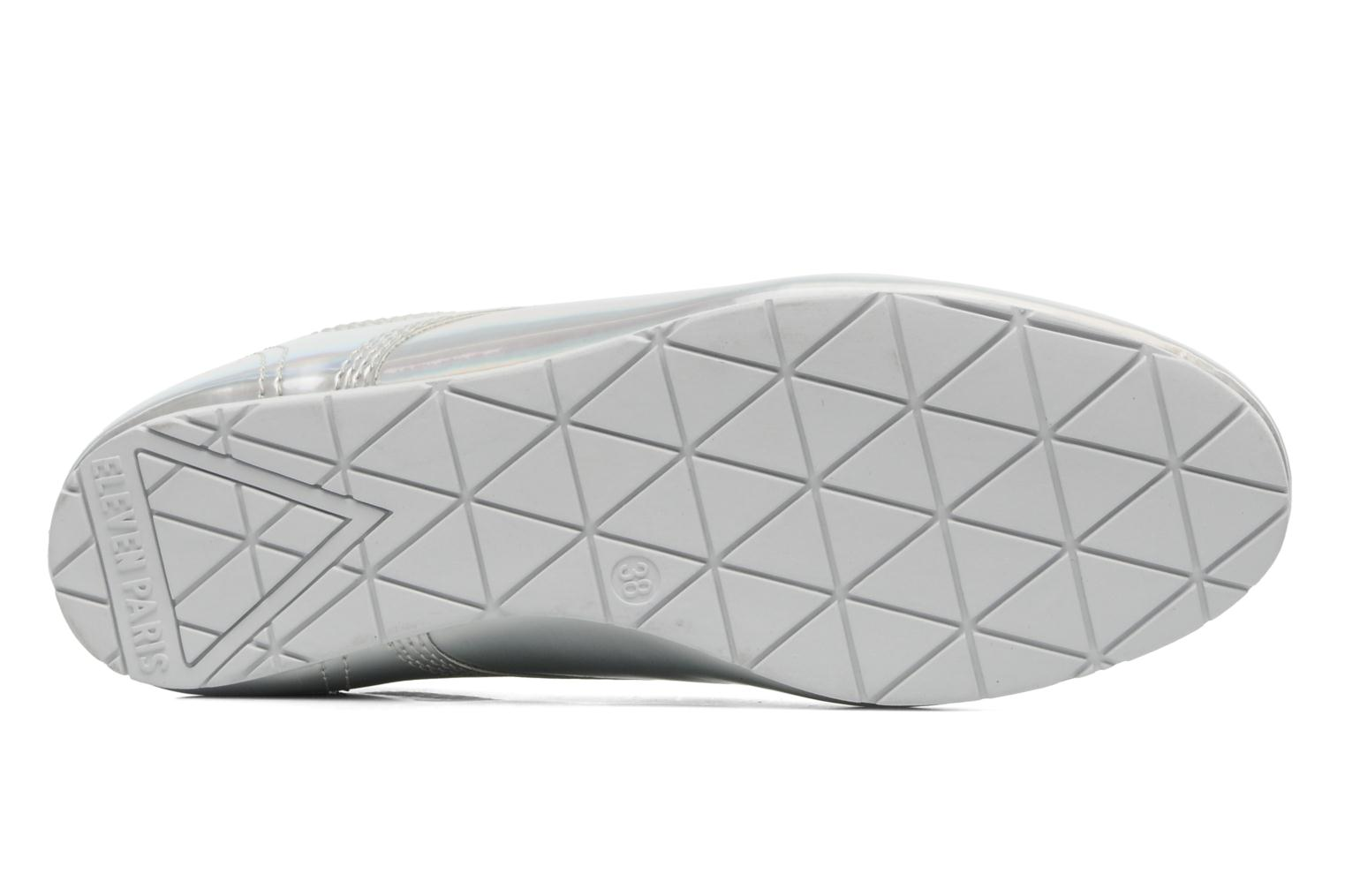 Trainers Eleven paris Basic Patent Holo F Silver view from above