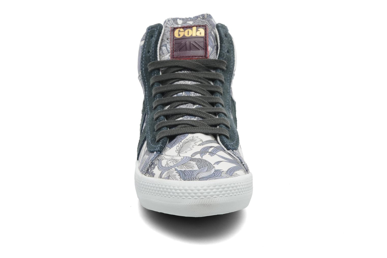 Baskets Gola Cyclone Liberty Ag Gris vue portées chaussures